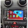 Autoradio  GPS  tactile AUDI A3  CARPLAY