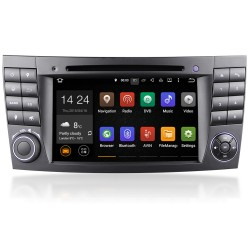 Autoradio gps ANDROID MERCEDES CLASS E ET CLS