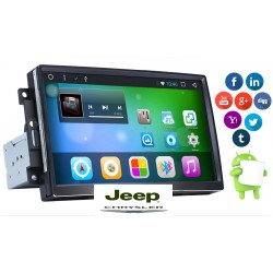 Autoradio GPS JEEP GRAND CHEROKEE  ANDROID