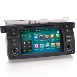 Autoradio gps BMW E46   ANDROID 6.0