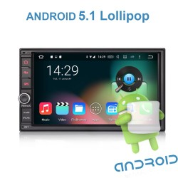AUTORADIO GPS  DOUBLE DIN ANDROID