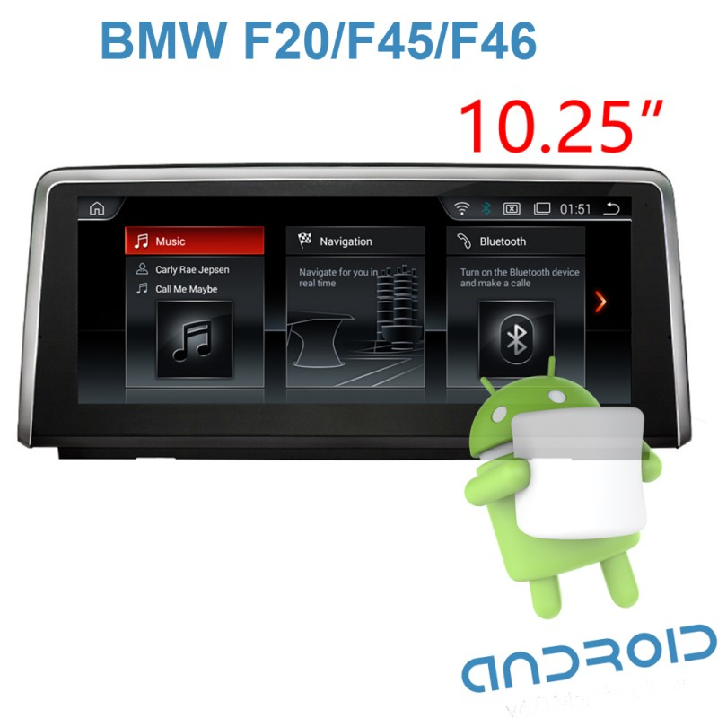 autoradio gps android bmw s rie 1 f20 et f45 grand tourer active gpsdiscount. Black Bedroom Furniture Sets. Home Design Ideas